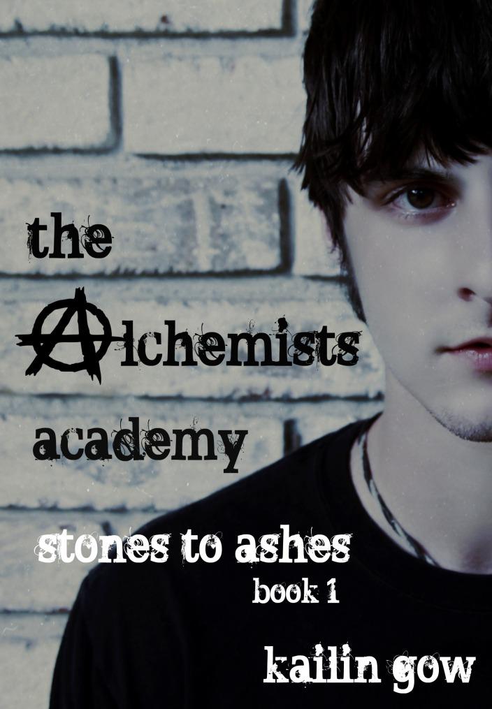 Alchemist Academy Book 1