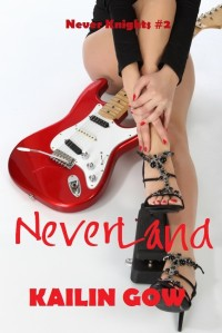 Never Land (Never Knights #2)