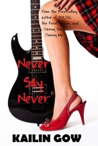 Never Say Never by Kailin Gow