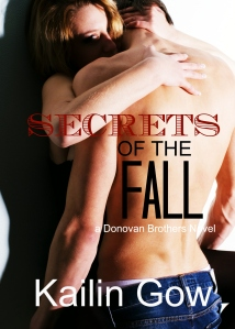 Secrets of the Fall by Kailin Gow