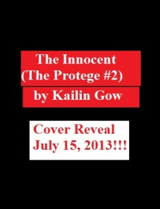 The Innocent Cover to be Reveal Cover