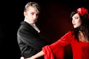Dancing As  Vampires