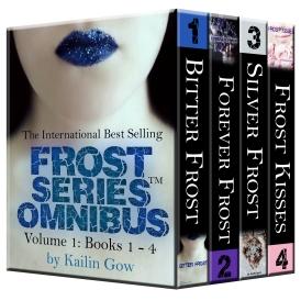 Frost Series Omnibus 1