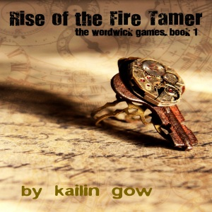 Rise of the Fire Tamer by Kailin Gow - Audio Book Cover