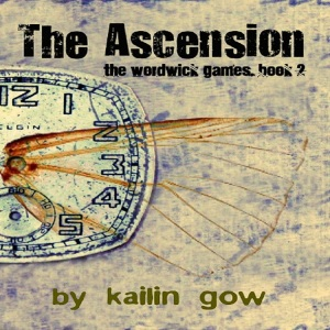 The Ascension by Kailin Gow Audio Book Cover