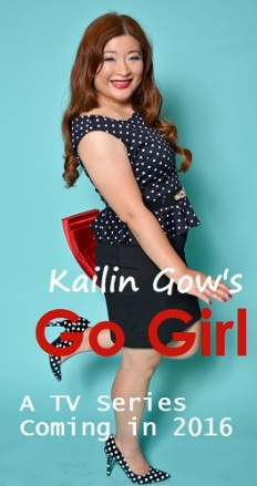 Kailin Gow's Go Girl TV Series, hosted by award-winning bestselling author and speaker Kailin Gow, is a TV Series about fun, empowering things women and girls do. Coming this Spring 2016.